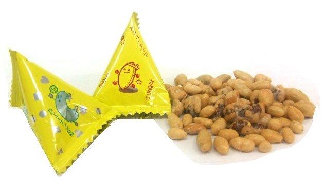 お豆屋さんのナッツ種