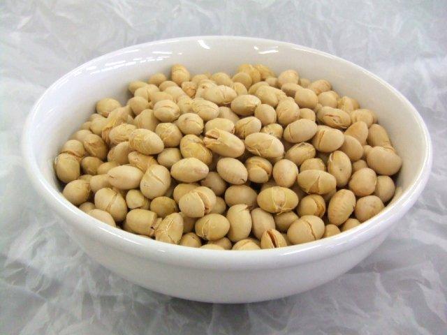 新潟県産煎り大豆
